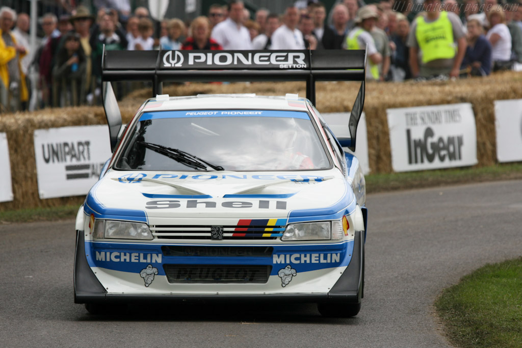 Peugeot 405 T16 Pikes Peak - Chassis: 405003   - 2007 Goodwood Festival of Speed