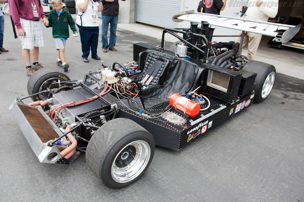 Shadow Mk II Chevrolet - Chassis: 71-3   - 2011 Monterey Motorsports Reunion