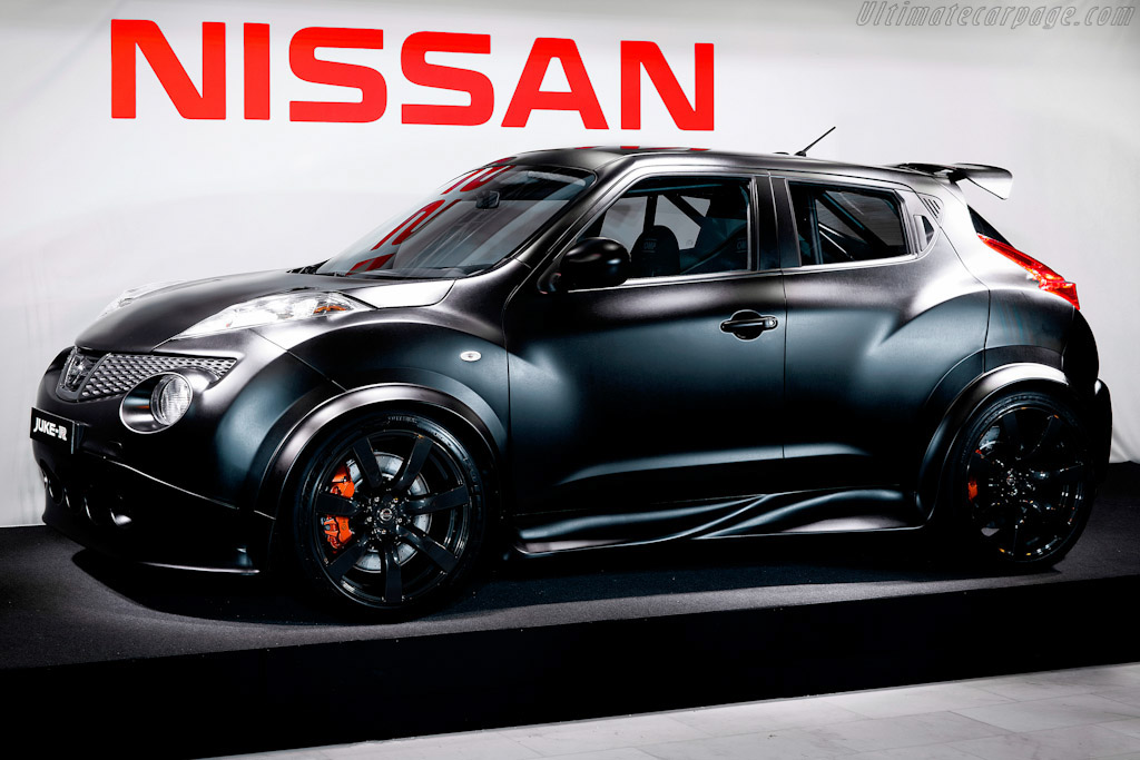 2011 Nissan Juke R Images Specifications And Information