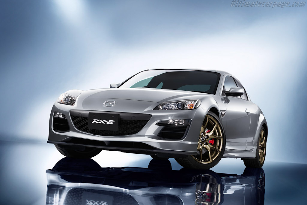 Click here to open the Mazda RX-8 Spirit R gallery