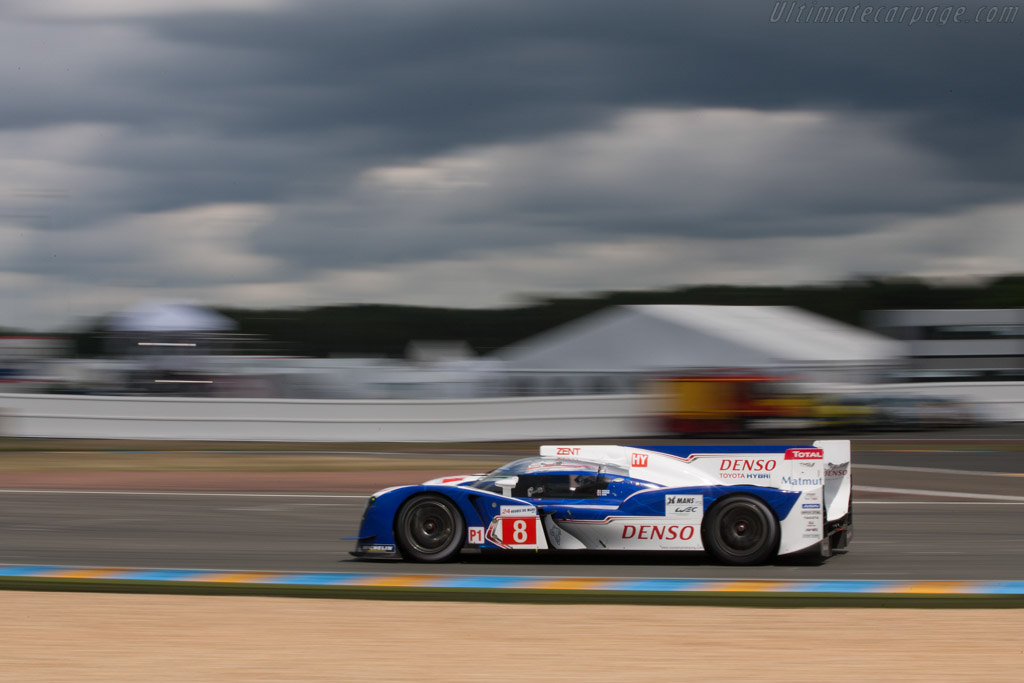 Toyota TS030 Hybrid - Chassis: 12-03   - 2012 24 Hours of Le Mans