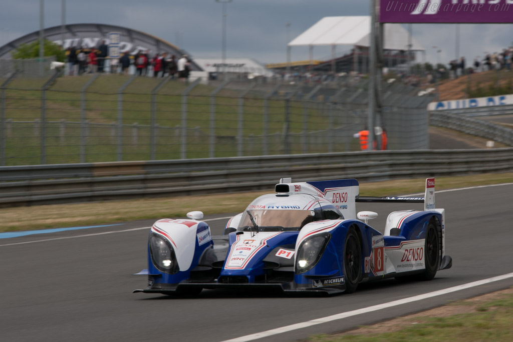 Toyota TS030 Hybrid - Chassis: 12-03   - 2012 Le Mans Test