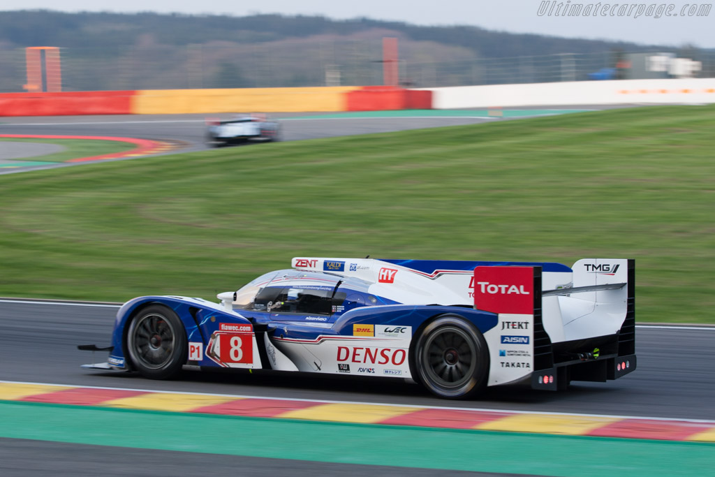 Toyota TS030 Hybrid - Chassis: 12-04   - 2013 WEC 6 Hours of Spa-Francorchamps