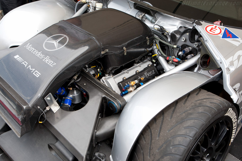 Mercedes-Benz C-Class DTM - Chassis: RS 106205   - 2010 Goodwood Festival of Speed