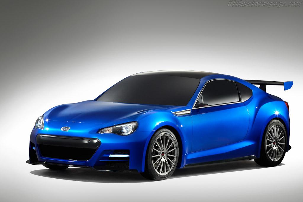 Click here to open the Subaru BRZ Concept-STI gallery