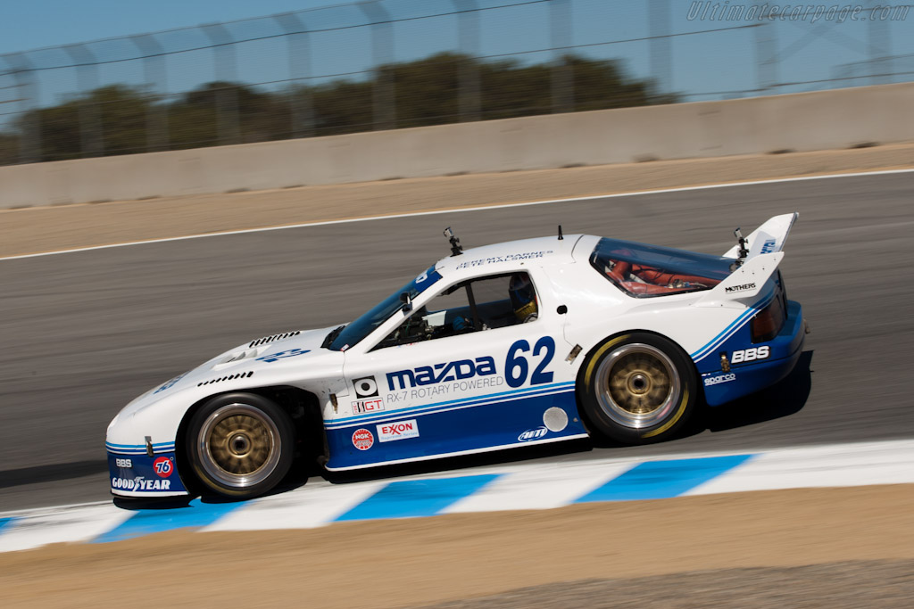 Mazda RX-7 GTO - Chassis: GTO 001   - 2011 Monterey Motorsports Reunion