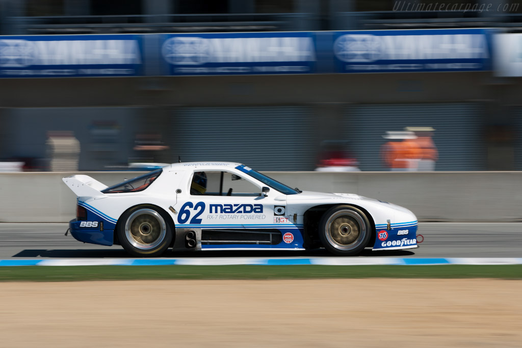 2018 Mazda Rx7 >> Mazda RX-7 GTO - Chassis: GTO 001 - 2011 Monterey Motorsports Reunion