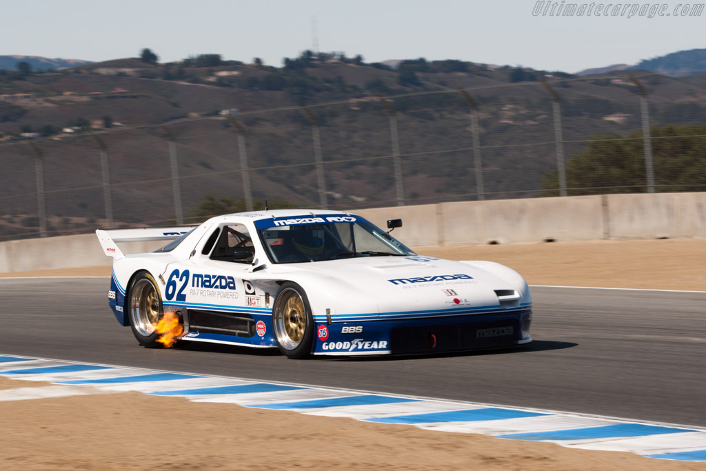 Mazda RX-7 GTO - Chassis: GTO 001   - 2012 Monterey Motorsports Reunion