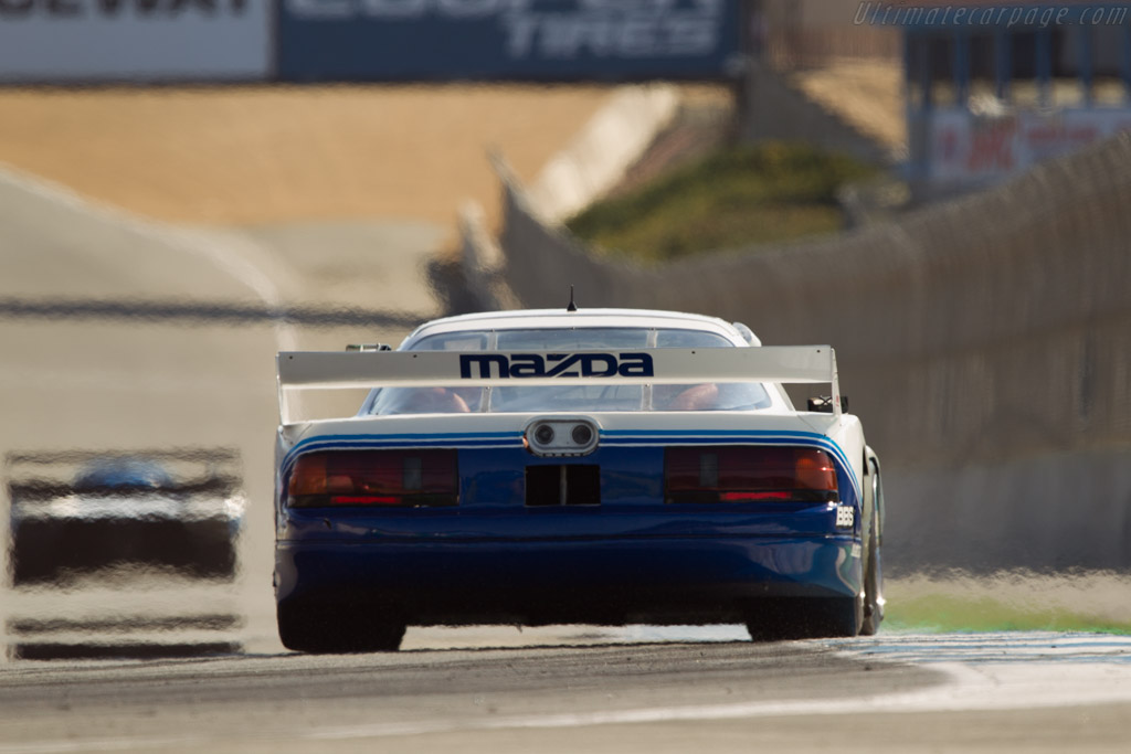 Mazda RX-7 GTO - Chassis: GTO 001   - 2013 Monterey Motorsports Reunion
