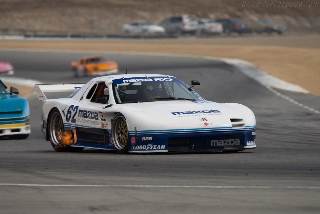 Mazda RX-7 GTO - Chassis: GTO 001   - 2014 Monterey Motorsports Reunion