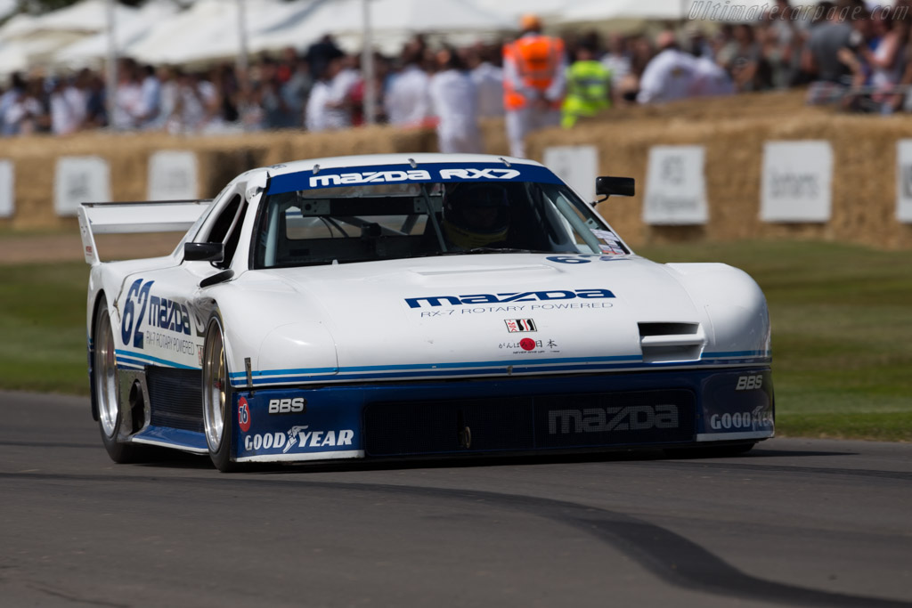 Mazda RX-7 GTO - Chassis: GTO 001   - 2015 Goodwood Festival of Speed
