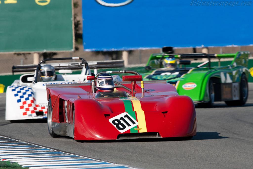 Chevron B16 Spyder Cosworth - Chassis: SP1   - 2010 Monterey Motorsports Reunion