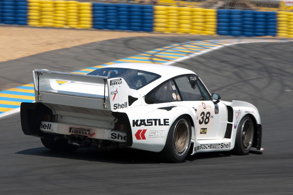 Porsche 935/80 - Chassis: 000 00022   - 2010 Le Mans Classic