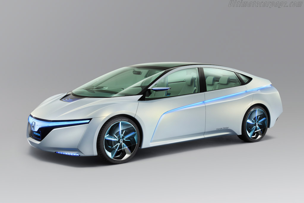 Click here to open the Honda AC-X Concept gallery