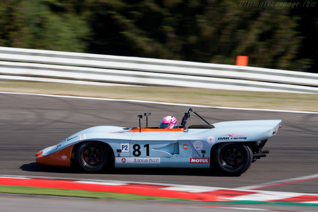 Mirage M3 Cosworth - Chassis: M2/300/01  - 2011 Spa Classic