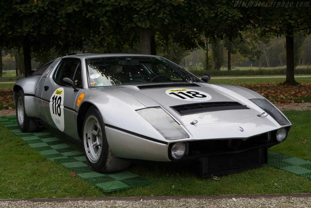 Click here to open the Maserati Bora Group 4 gallery