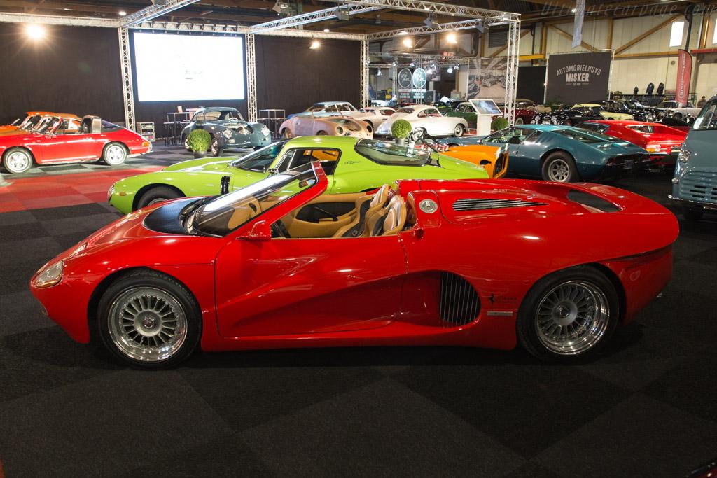 Bizzarrini BZ-2001 - Chassis: 75001   - 2017 Interclassics Brussels