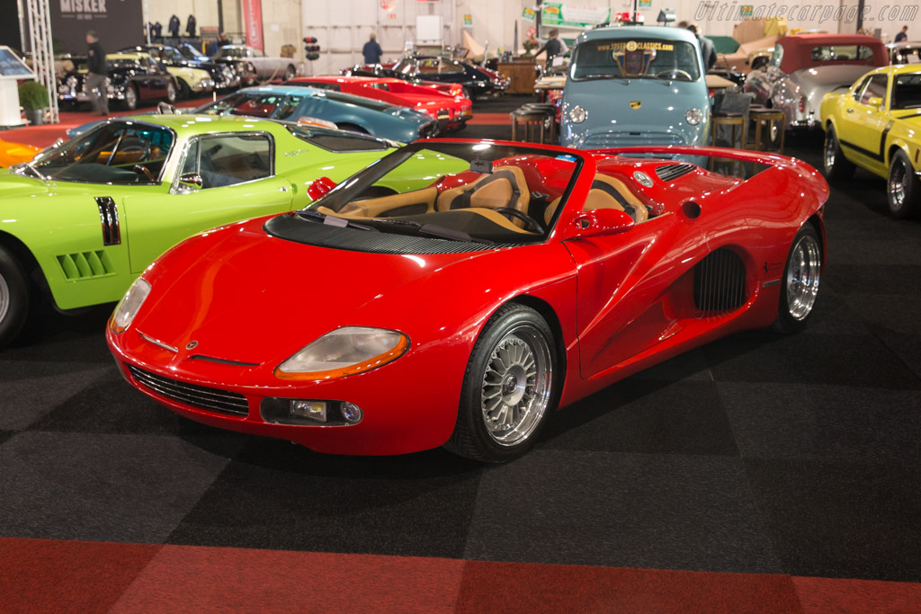 Bizzarrini BZ-2001 - Chassis: 75001   - 2017 Interclassics Brussels