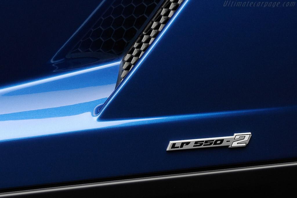 Lamborghini Gallardo Lp550 2 Spyder