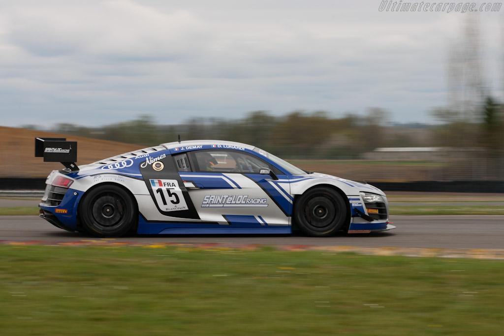 Audi R8 LMS Ultra - Chassis: GT3 12 0410   - 2012 Coupes de Paques