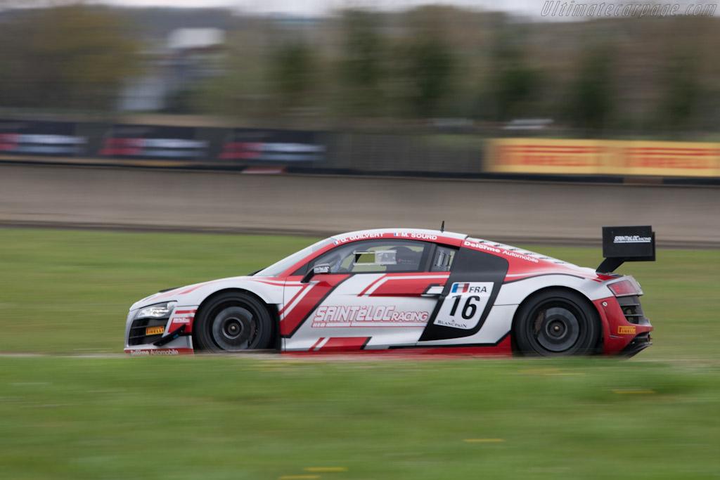 Audi R8 LMS Ultra - Chassis: GT3 12 0409   - 2012 Coupes de Paques