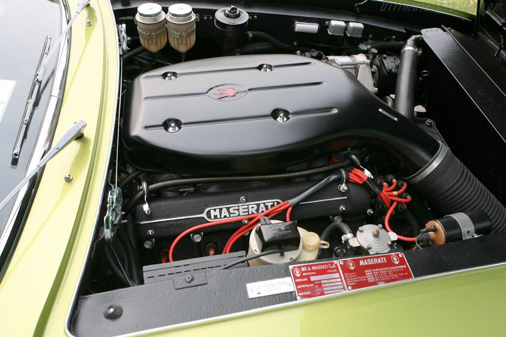 Maserati Ghibli SS Spyder - Chassis: 115/S.49 1259   - 2007 Concorso d'Eleganza Villa d'Este