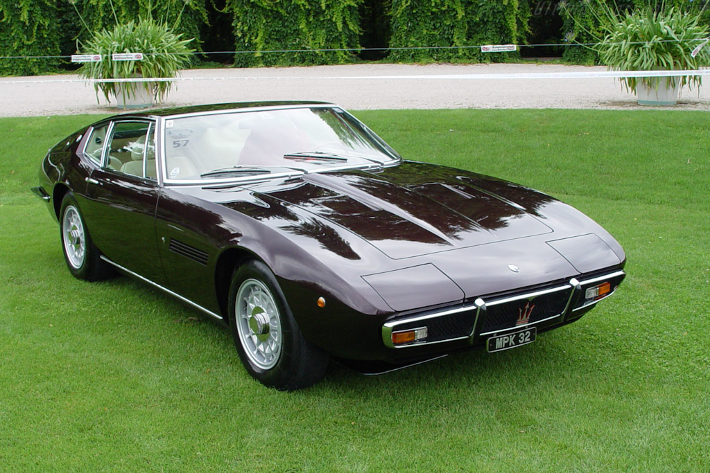 Click here to open the Maserati Ghibli SS Coupe gallery