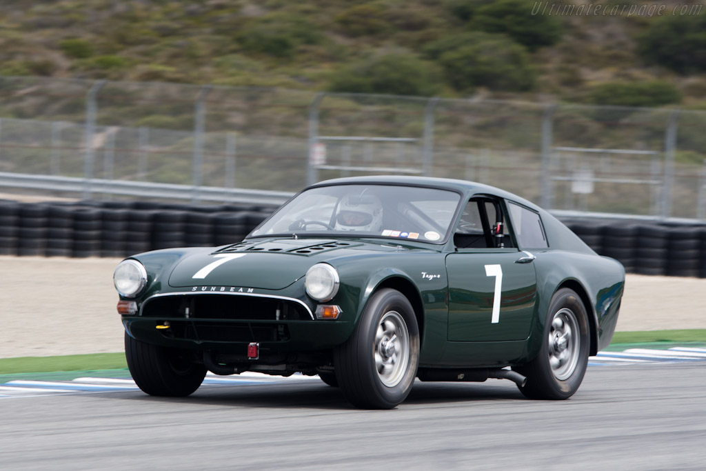 Sunbeam Tiger Lister Le Mans Coupe - Chassis: B9499999   - 2011 Monterey Motorsports Reunion