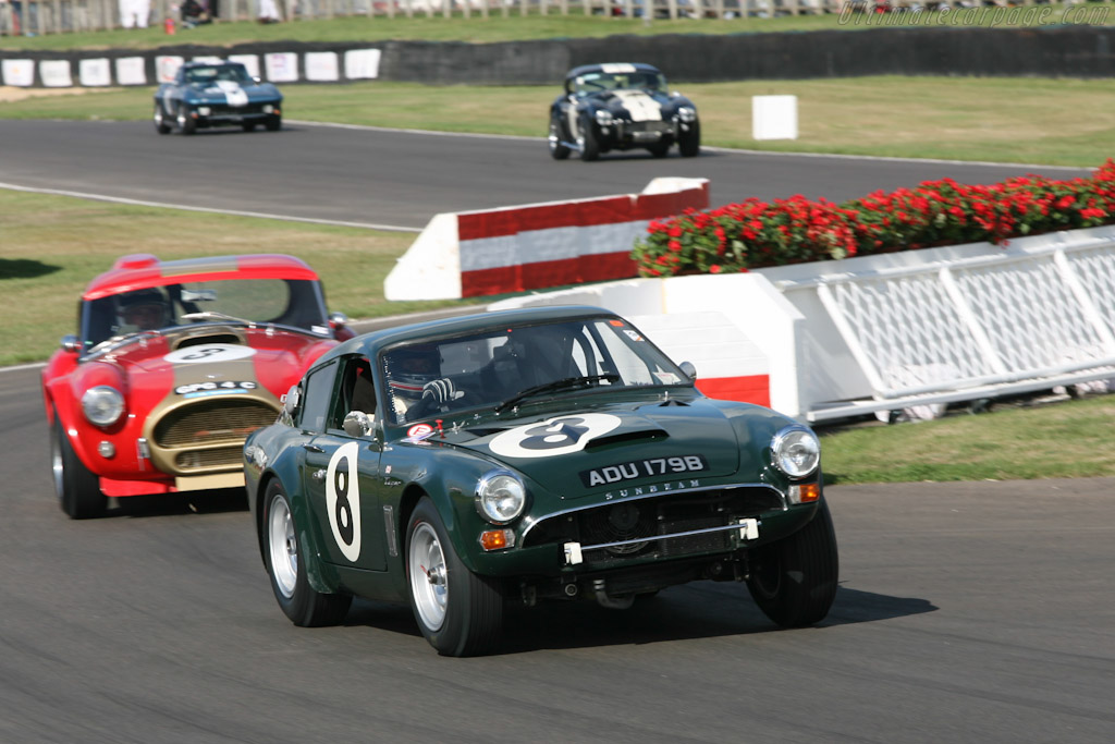 Sunbeam Tiger Lister Le Mans Coupe - Chassis: B9499997   - 2006 Goodwood Revival