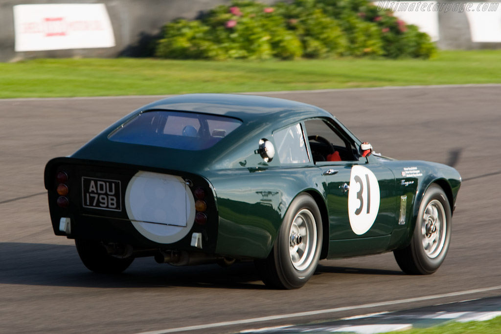 Sunbeam Tiger Lister Le Mans Coupe - Chassis: B9499997   - 2008 Goodwood Revival