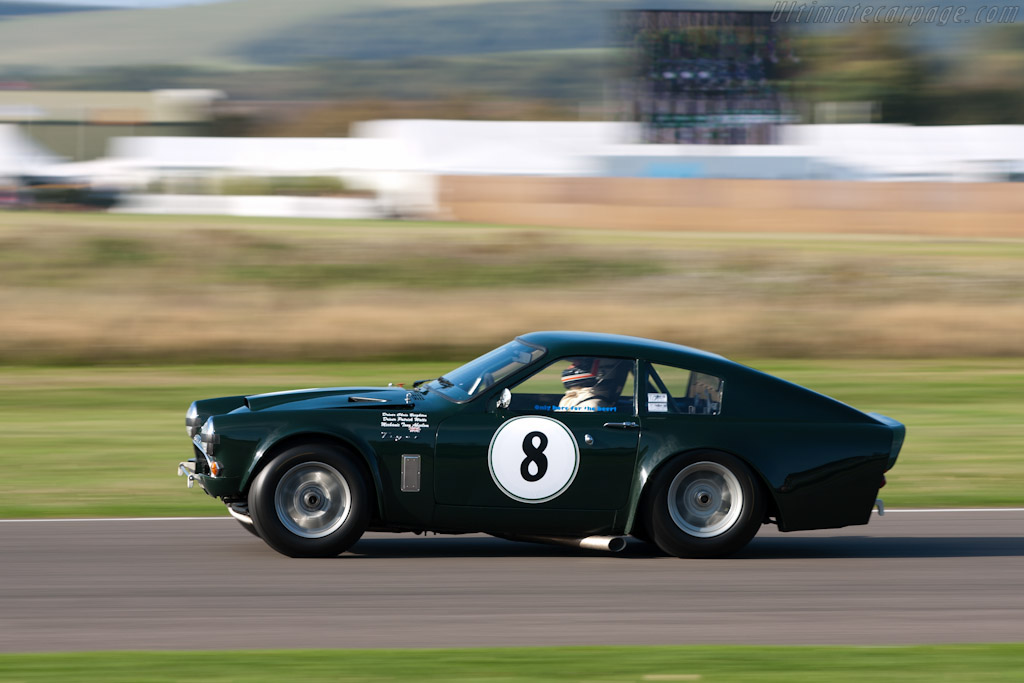 Sunbeam Tiger Lister Le Mans Coupe - Chassis: B9499997   - 2011 Goodwood Revival