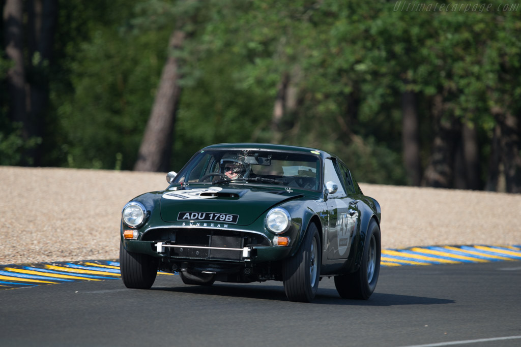 Sunbeam Tiger Lister Le Mans Coupe - Chassis: B9499997   - 2010 Sebring 12 Hours