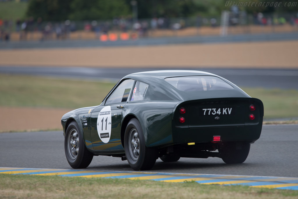 Sunbeam Tiger Lister Le Mans Coupe - Chassis: B9499999   - 2010 Sebring 12 Hours
