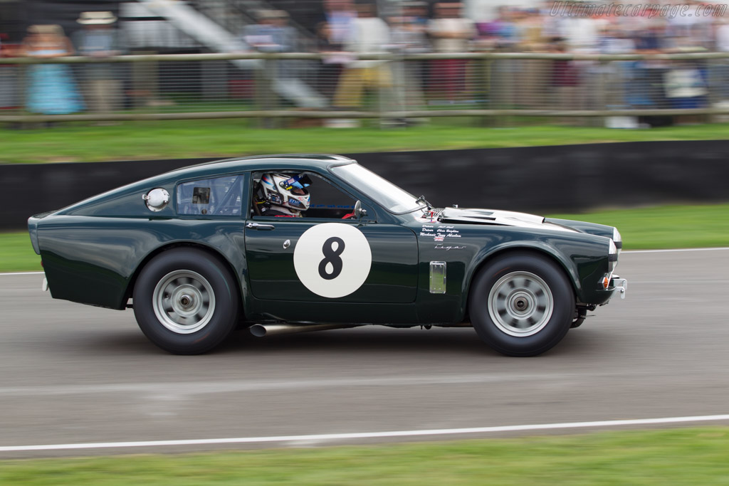 Sunbeam Tiger Lister Le Mans Coupe - Chassis: B9499997   - 2014 Goodwood Revival