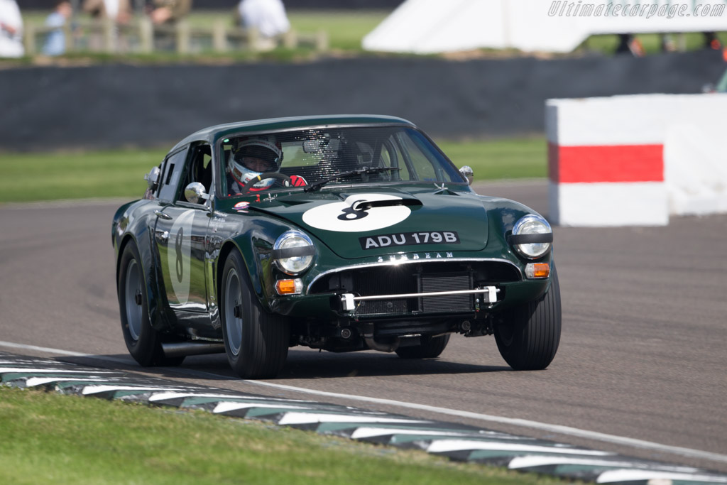 Sunbeam Tiger Lister Le Mans Coupe - Chassis: B9499997   - 2015 Goodwood Revival