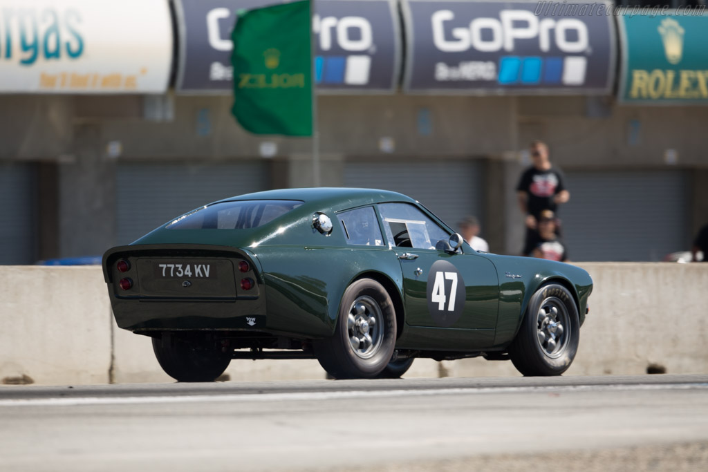 Sunbeam Tiger Lister Le Mans Coupe - Chassis: B9499999   - 2015 Monterey Motorsports Reunion
