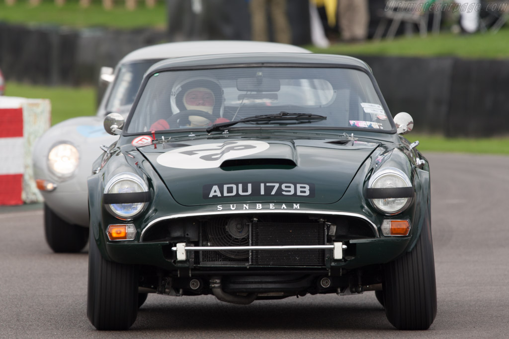 Tiger On Car >> Sunbeam Tiger Lister Le Mans Coupe - Chassis: B9499997 - 2010 Goodwood Revival