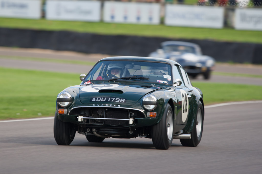 Sunbeam Tiger Lister Le Mans Coupe - Chassis: B9499997   - 2010 Goodwood Revival