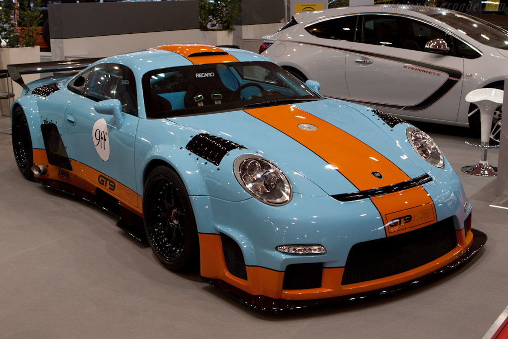 Concours D Elegance >> 2011 9ff GT9-CS Gallery Images - Ultimatecarpage.com
