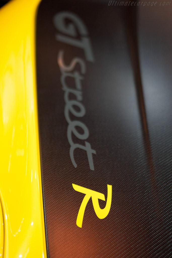 Techart GTStreet R    - 2011 Essen Motor Show
