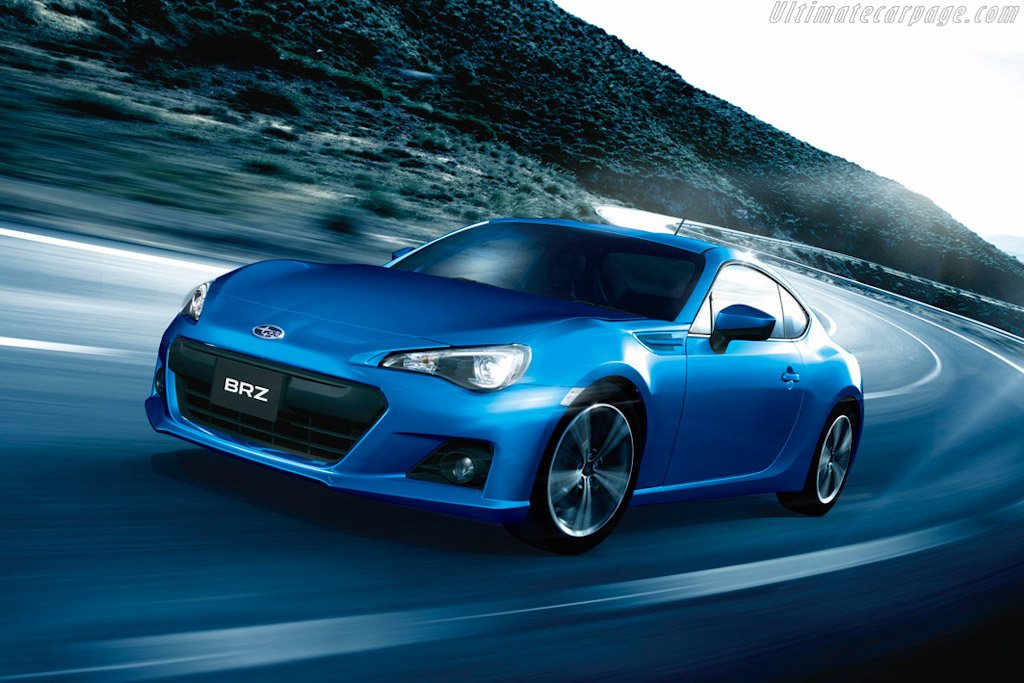 Click here to open the Subaru BRZ gallery