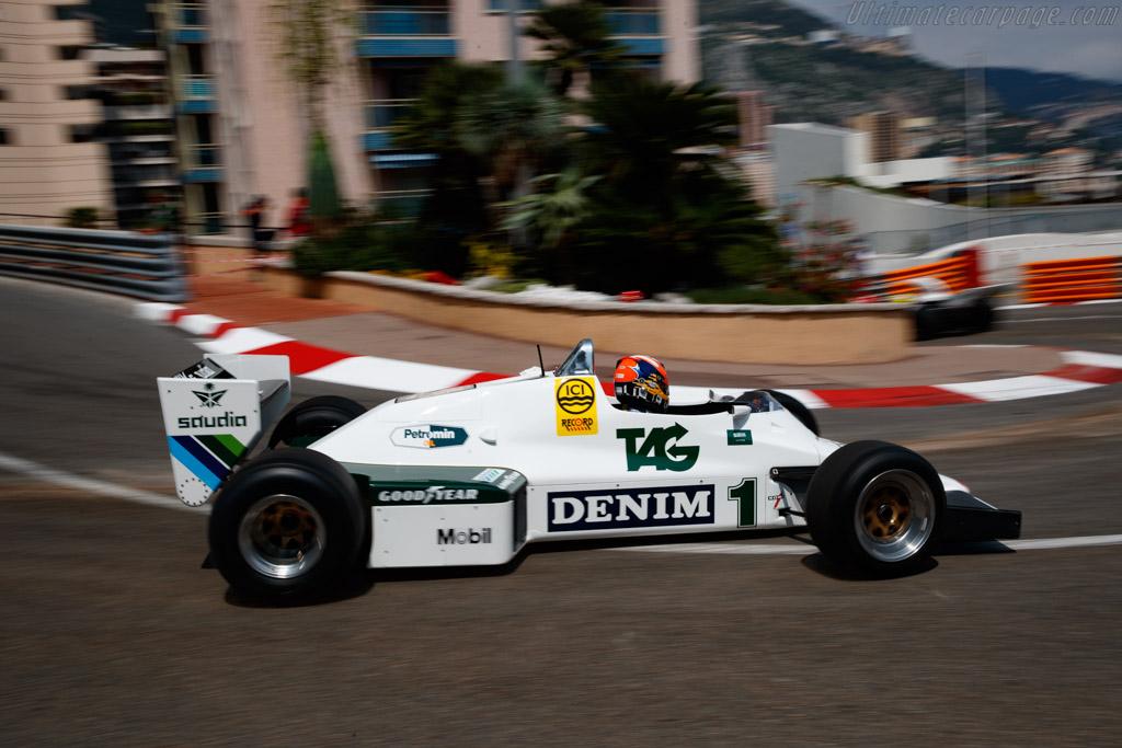 Williams FW08C Cosworth - Chassis: FW08-12  - 2018 Monaco Historic Grand Prix