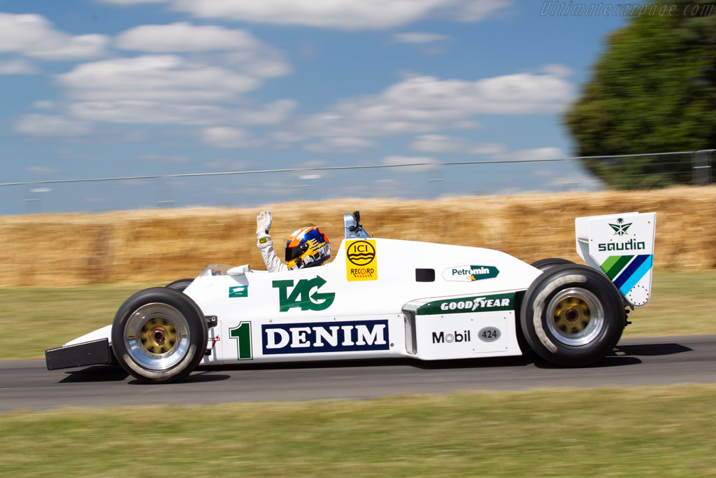 Williams FW08C Cosworth - Chassis: FW08-12  - 2019 Goodwood Festival of Speed
