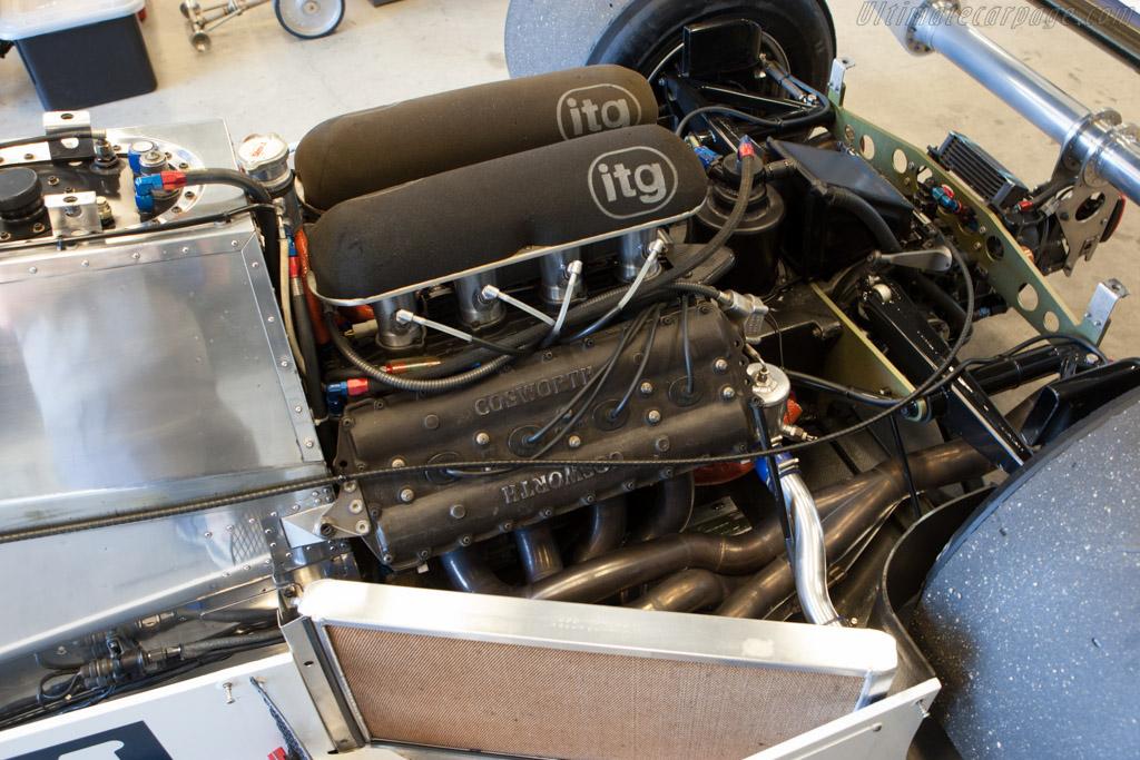 Williams FW08C Cosworth - Chassis: FW08-07   - 2010 Monterey Motorsports Reunion