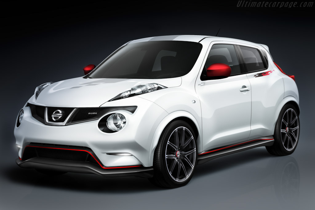 Click here to open the Nissan Nismo Juke Concept gallery