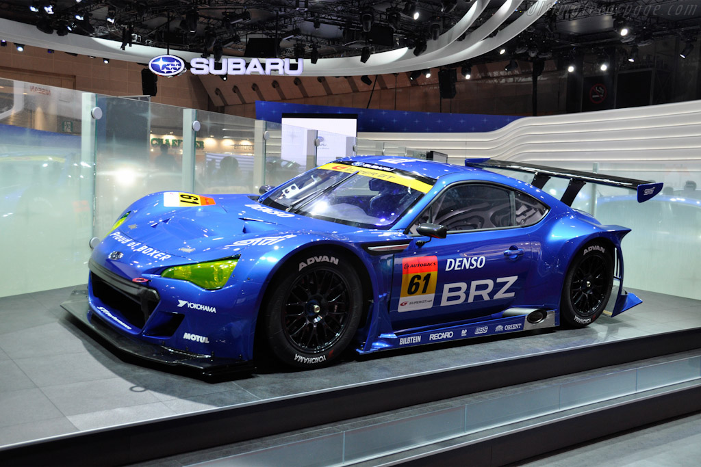 Click here to open the Subaru BRZ GT300 gallery