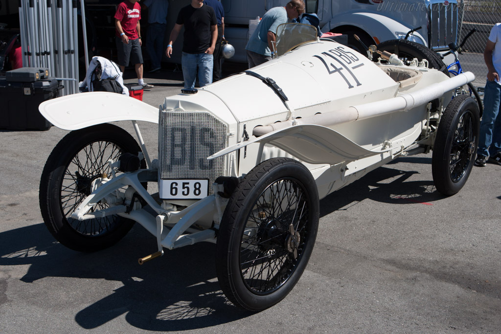 Mercedes 18/100 Grand Prix - Chassis: 15368  - 2012 Monterey Motorsports Reunion