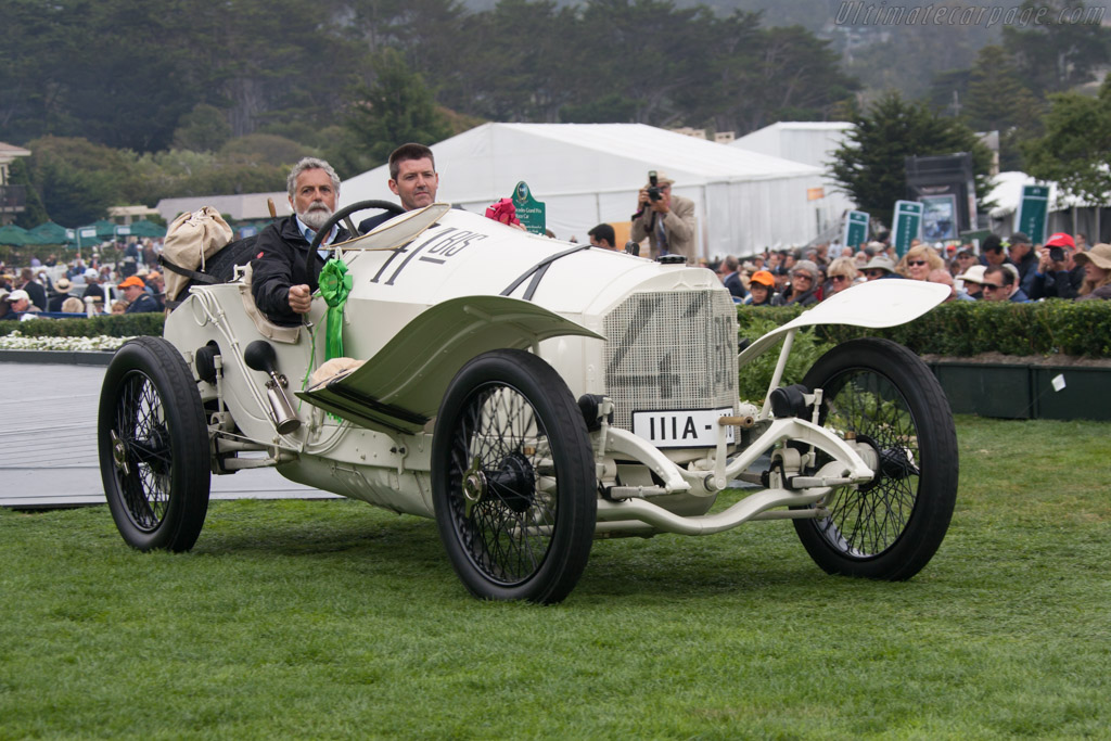 Mercedes 18/100 Grand Prix - Chassis: 15368  - 2012 Pebble Beach Concours d'Elegance