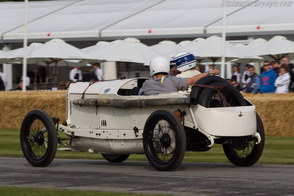 Mercedes 18/100 Grand Prix - Chassis: 18269  - 2014 Goodwood Festival of Speed