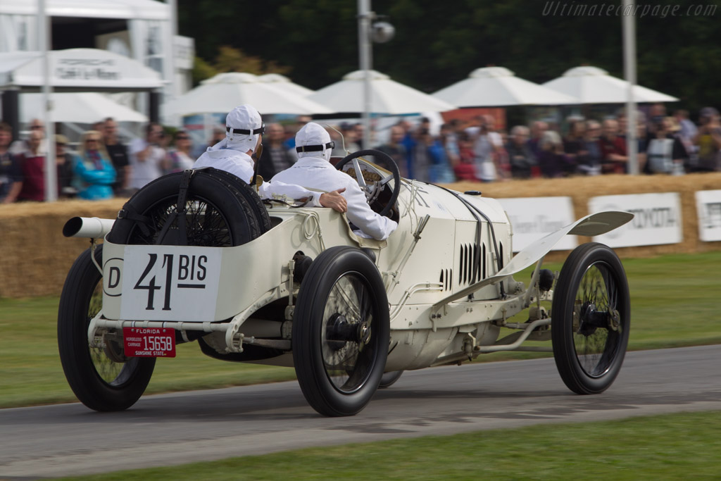 Mercedes 18/100 Grand Prix - Chassis: 15368  - 2014 Goodwood Festival of Speed